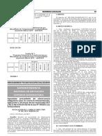 Res 007-2017-SUNEDU-CD Aprobar precedente 2da especialidad Residentado medico El Peruano.pdf