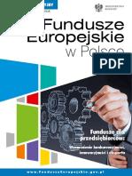 Biuletyn Fundusze Europejskie w Polsce Nr 40