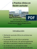 Guía de Práctica Clínica en Fibrilación Auricular