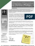 Phillips Newsletter August 2010