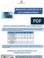 Ppt. Calculo impuesto especifico combustible Chile