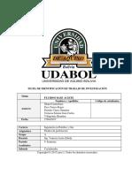 Lodo Base Aceite Informe