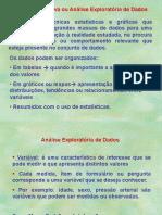 BIOESTATISTICA-Analise Exploratoria de Dados 3.ppt