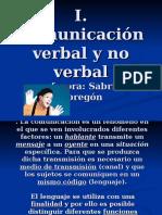 IIIComunicacion Paraverbal No Verbal
