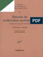 Bureau de Recherches Surrealistes