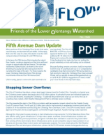 Fall 2008 Flow Information Newsletter, Friends of the Lower Olentangy Watershed