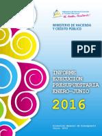 Informe Ejecucion Presupuestaria Enero-Junio 2016 (1)