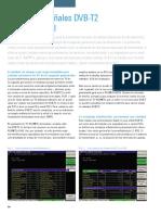 Análisis de Señales DVB-T2