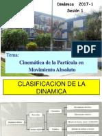 Sesion 1-2017-1 CINEMATICA DE LA PARTICULA.pdf