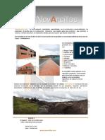 Fichas Tecnicas Novarcillas 2017
