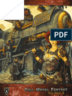 Iron Kingdoms - Full Metall Fantasy Vol2 - World Guide