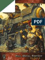 Iron Kingdoms - Full Metall Fantasy Vol2 - World Guide