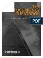 The Crypto Cheat Book