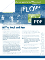 Summer-Fall 2010 Flow Information Newsletter, Friends of the Lower Olentangy Watershed
