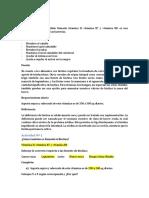 Biotina, acido folico, cobalamina, acido ascorbico.docx