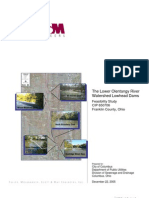 The Lower Olentangy River Watershed Lowhead Dams - Feasibility Study