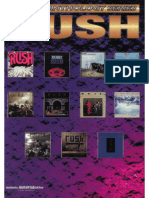 Rush Guitar Anthology