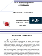 Entrada Salida Visual Basic