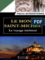 Burensteinas Patrick - Le Mont Saint-Michel Le voyage intÇrieur