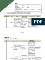 """Carta Descrip FT03S """"Farmacología en Fisioterapia"""" UNITEC Ciclo 18-1"""