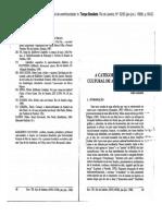 A Categoria Politico Cultural de Amefricanidade - Lelia Gonzales