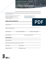 Daley Center Application