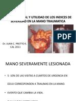 49361595-INDICES-DE-SEVERIDAD-EN-MANO-TRAUMATICA.pptx