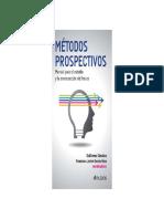 Libro Metodos Prospectivos Contenido