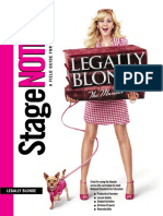 Legally Blonde Study Guide
