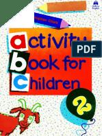 Activity Book 2 Parte 1