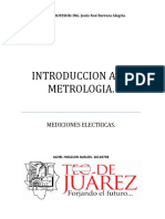 Introduccion a La Metrologia