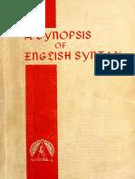 A SYNOPSIS OF ENGLISH SYNTAX.pdf