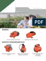 Diptico Bombas