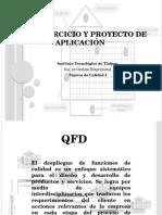 El despliegue de la función de calidad QFD