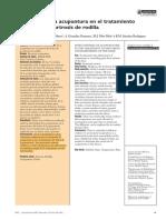 Acupuntura y Artrosis de Rodilla