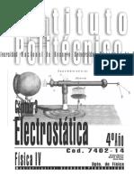 FISICA - Electrostática
