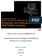 Introduction to ANSI Standards