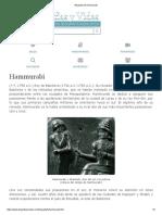 Biografia de Hammurabi