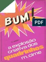 CIRNE, Moacy. a Explosão Criativa Dos Quadrinhos