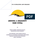 Growing a Community Food System