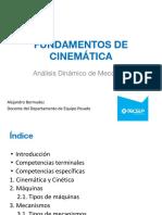 Unidad 1, Clase 1 Fundamentos de Cinemática (1)