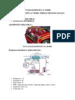 Komponen AC Mobil