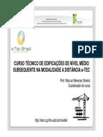 Apresentação IFMS CG Edificações