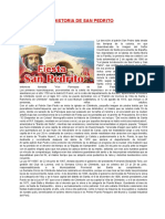 Historia de San Pedrito
