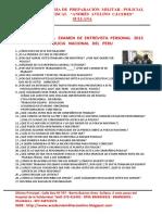 PREGUNTAS y PAUTAS PARA EXAMEN ENTREVISTA PERSONAL POLICIA DEL PERU-academia caceres.pdf