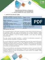 Syllabus Del Curso Definición de Indicadores Ambientales