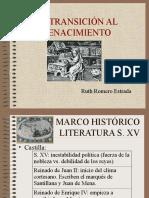 La Transicin Al Renacimiento Manrique y La Celestina 1202133059482272 2 (1)