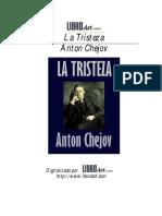 Anton Chejov - La Tristeza.pdf