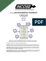 Handbook Incose Se Hdbk v2 r07 Released 2002 03