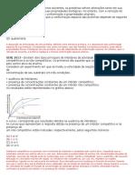 Bioquímica - Exercícios com Gabarito